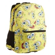 New Arrival Combo Deal - SpongeBob Colorful Print Young by Backpack