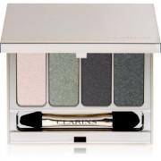 Clarins Eye Make-Up Palette 4 Couleurs paleta de sombras tom 06 Forest 6,9 g