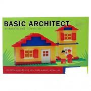 Grab Offers Smart Blocks Basic Architect Set - Interlocking Architectural Set For Kids.(Multicolor)