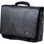 Travel Blue Laptop Messenger Bag(Black)