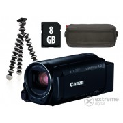 Camera video Canon LEGRIA HF R87 Premium kit (toc Canon, 8GB SD, tripod)