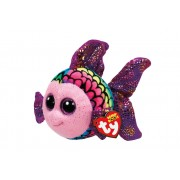 Flippy the Multi Coloured Fish Large Beanie Boos by Ty
