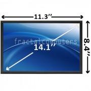 Display Laptop Dell LATITUDE D620 14.1 inch 1440x900 WXGA+ CCLF - 1 BULB