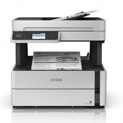 Multifuncional Epson Ecotank M3180 monocromática tinta continua, 20PPM / USB / wifi / ethernet