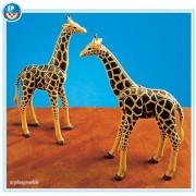 Playmobil Giraffes, Set Of 2, 7035