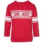 Top Red Girl Hero - Shirts