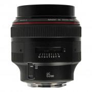 Canon EF 85mm 1:1.2 L II USM Schwarz