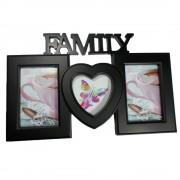"""COLAJ 3 RAME FOTO, COLAJ FOTOGRAFII """"FAMILY"""""""