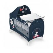 Cam prenosivi krevetac za decu Daily Plus teget l-113.83
