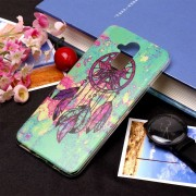 Windbell Patron Funda Protectora TPU Suave Para Huawei Mate 20 Lite