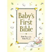 Baby's First Bible, Hardcover/Melody Carlson