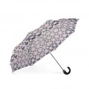 Ladies Compact Marylebone Umbrella Monochrome