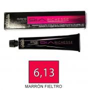 Loreal DIARICHESSE 6,13 Marrón Fieltro - tinte 50ml