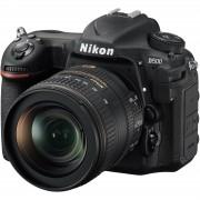 Nikon D500 AF-S 16-80 KIT DX 4K UHD 20.9MP DSLR Camera Digitalni fotoaparat i objektiv 16-80mm 2.8-4.0 f/2.8-4E ED VBA480K001 - TRENUTNA UŠTEDA VBA480K001