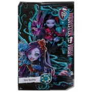 Monster High Colecta Gloom Bloom Papusa Jane Boolittle CDC06