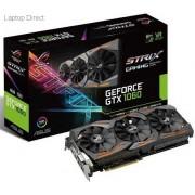 Asus ROG Strix GeForce GTX 1060 6Gb/6144mb DDR5 192bit Graphics Card with Aura RGB Lighting
