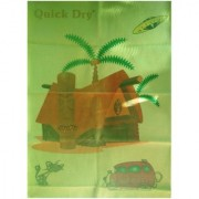 Quick Dry Bed Protector Printed - 626 S Pista