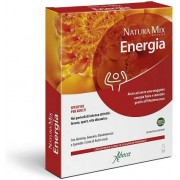 Aboca Spa Societa' Agricola Natura Mix Advanced Energia 10 Flaconcini 150 G