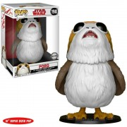 Pop! Vinyl Star Wars The Last Jedi Porg 10 Inches EXC Pop! Vinyl Figure