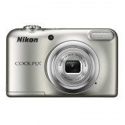 Nikon CoolPix A10 16.1MP Prateada + Bolsa