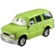 Masinuta Disney Pixar Cars Deluxe Vehicles Charlie Cargo