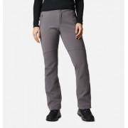 Columbia Pantalon coupe droite Back Beauty Heat - Femme Gris 48 FR