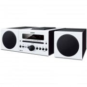 Yamaha Mcr-B043 Diffusore Audio Bluetooth Aux-In Lettore Cd, Mp3, Wma Colore Bia