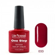 Oja semipermanenta OneStep Lila Rossa Professional 7.3ml OLROS033
