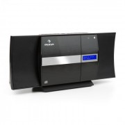 Auna V-20 DAB HiFi rendszer, Bluetooth, NFC, CD, USB, MP3, DAB+, UKW, RDS (MG3-V-20 DAB-B)