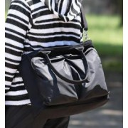 【WEB限定】 by コンビ 2ポケット トートバッグ【ビューティアンドユース ユナイテッドアローズ/BEAUTY&YOUTH UNITED ARROWS メンズ トートバッグ BLACK ルミネ LUMINE】