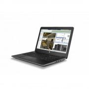 Laptop HP Zbook 15 G4, 15.6 inch LED FHD Anti-Glare (1920x1080), Intel Core i7-7700HQ Quad Core (2.8GHz, up to 3.8GHz, 6MB), video dedicat NVIDIA