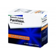 Bausch and Lomb PureVision Toric (6 lentes)