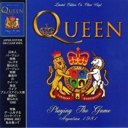 It-Why Queen - Playing the Game. Argentina 1981 - Vinile