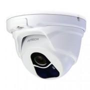 Avtech Telecamera Dome CCTV IR Full-HD da Soffitto e Parete IP66