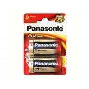Panasonic LR20 PPG - 2ks Baterie alcalina D Pro Power 1,5V