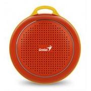 Genius SP-906BT R2 Plus Portable Bluetooth - Red