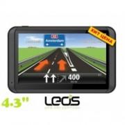 GPS навигация LEOS M4 - 4.3 + 4GB + 128RAM