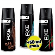 150ml AXE New Deo Deodorants Body Spray For Men - Pack Of 3 Pcs