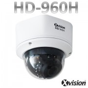 Monitorovacia kamera 960H s IR do 30m + antivandal