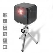 4smarts Pocket Projector - безжичен портативен проектор за мобилнни устройства (черен)