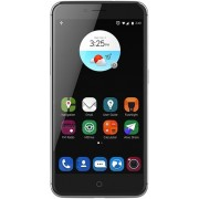 "Telefon Mobil ZTE Blade V7, Procesor Octa-Core 1.3GHz, IPS LCD Capacitive touchscreen 5.2"", 2GB RAM, 16GB Flash, 13MP, 4G, Wi-Fi, Dual Sim, Android (Gri) + Cartela SIM Orange PrePay, 6 euro credit, 4 GB internet 4G, 2,000 minute nationale si international"