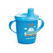 CANPOL BABY šolja 250ML NON SPIL 31/200_blu TOYS - BLUE