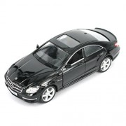 RMZ City Mercedes Benz CLS 63 AMG C218 Black 1/36 Diecast Model Car