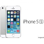 Certified Refurbished Apple Iphone 5S 16GB Rom Silver
