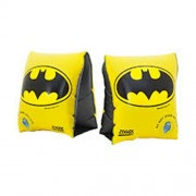 Zoggs Batman Armbands for 2-6 Year Olds