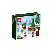 LEGO 40263 Christmas Town Square