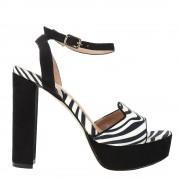 Дамски сандали Trinity черни