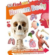 DK Findout! Human Body, Paperback