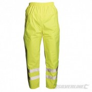 """Silverline Reflexní kalhoty Třída 1 - M 71cm (28"""") 282528 5055058173393"""