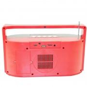 Boxa portabila Wster WS-1808 Black Red